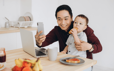Working Parents: Productivity, Wellbeing, and Happiness